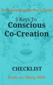 5 Keys to Conscious Co-Creation Checklist